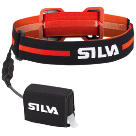 Silva Cross Trail 2X Lampada frontale rosso/nero